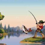 Cách làm mồi câu cá từ hạt dổi rừng